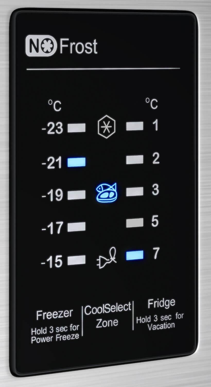 ᐅ Die optimale Kühlschranktemperatur einstellen ++ Strom sparen ++
