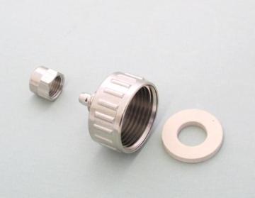Anschlusss 3/4″ IG auf 1/4″ AG Schlauch (6mm) für Wasserfilter - 1
