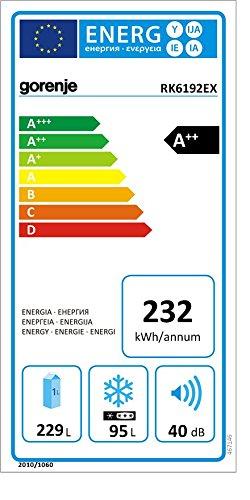 Kühl-Gefrier Kombination Gorenje RK 6192 EX