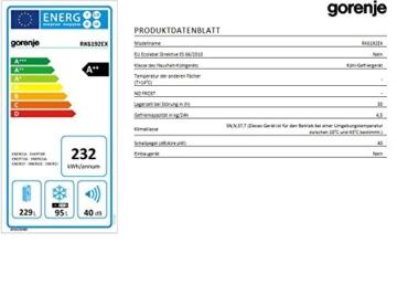 Kühlschrank Gorenje RK 6192 EX