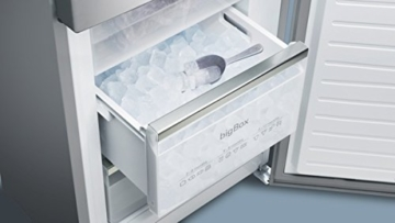 Kühl-Gefrierkombination abtauen