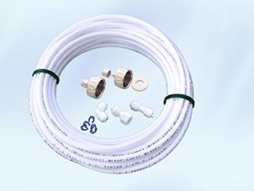 Wasserschlauch Universal Anschluss-Set 10m - 1