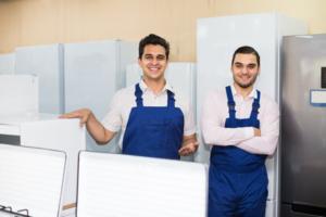 Einbau Kühl-Gefrierkombination Test