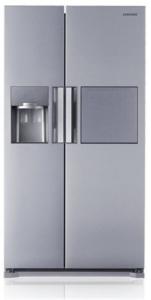 Side by Side Kühlschrank mit Eiswürfelspender